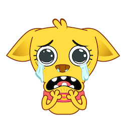 Perritos Facebook sticker #6