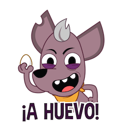 Perritos Facebook sticker #13