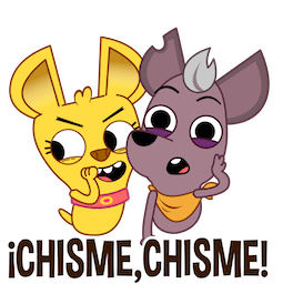 Perritos Facebook sticker #18