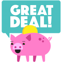 Facebook Stickers Pig E. Banks
