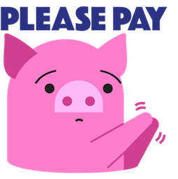 Pig E. Banks Facebook sticker #9