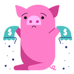 Pig E. Banks Facebook sticker #11