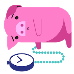 Pig E. Banks Facebook sticker #15