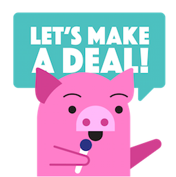 Pig E. Banks Facebook sticker #19