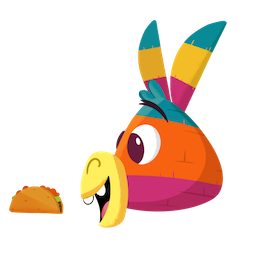 Piñata Poi Facebook sticker #2