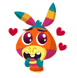 Piñata Poi Facebook sticker #3