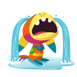 Piñata Poi Facebook sticker #4