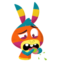 Piñata Poi Facebook sticker #5