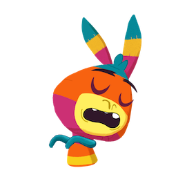 Piñata Poi Facebook sticker #7