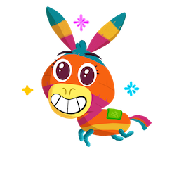 Piñata Poi Facebook sticker #8
