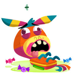 Piñata Poi Facebook sticker #9