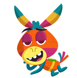Piñata Poi Facebook sticker #16