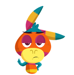 Piñata Poi Facebook sticker #17