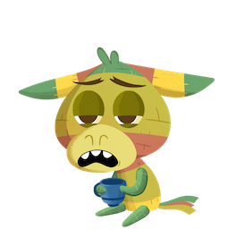 Piñata Poi Facebook sticker #19