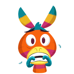 Facebook / Messenger Piñata Poi sticker #20