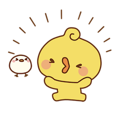 Facebook Piyomaru and Friends stickers