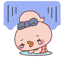 Facebook / Messenger Piyomaru and Friends sticker #3