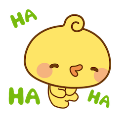 Playful Piyomaru Facebook sticker #1