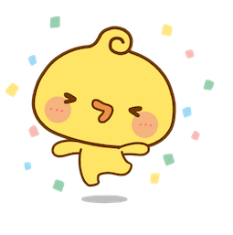 Playful Piyomaru Facebook sticker #5