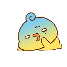 Playful Piyomaru Facebook sticker #9