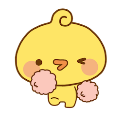 Playful Piyomaru Facebook sticker #11
