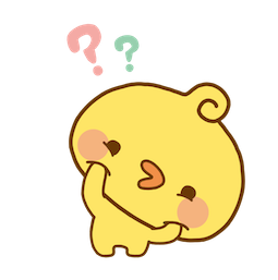 Playful Piyomaru Facebook sticker #14