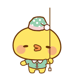 Playful Piyomaru Facebook sticker #17