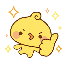 Playful Piyomaru Facebook sticker #23