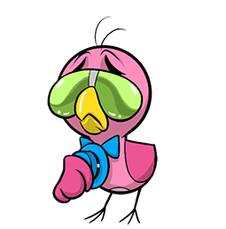 Plum Facebook sticker #33