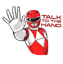 Power Rangers Facebook sticker #7