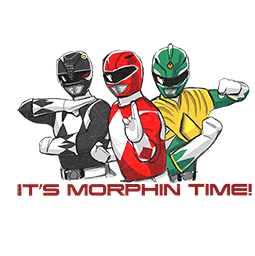 Power Rangers Facebook sticker #12