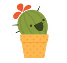 Prickly Pear Facebook sticker #1