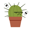 Prickly Pear Facebook sticker #5