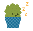 Prickly Pear Facebook sticker #6