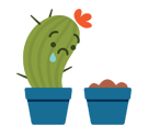 Prickly Pear Facebook sticker #9