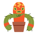 Prickly Pear Facebook sticker #13