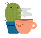 Prickly Pear Facebook sticker #17