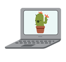 Prickly Pear Facebook sticker #21