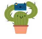 Prickly Pear Facebook sticker #28