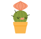 Prickly Pear Facebook sticker #29