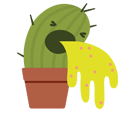 Prickly Pear Facebook sticker #31