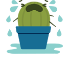 Prickly Pear Facebook sticker #45