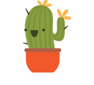 Prickly Pear Facebook sticker #47