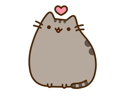 Sticker de Facebook / Messenger Pusheen #4
