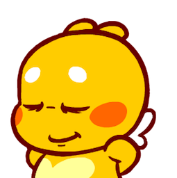 Facebook / Messenger QooBee Agapi sticker #17