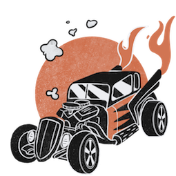 Revved Up Facebook sticker #16
