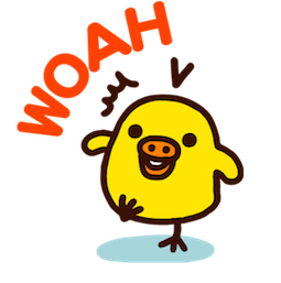 Rilakkuma Facebook sticker #2