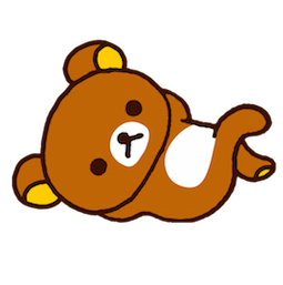 Rilakkuma Facebook sticker #3