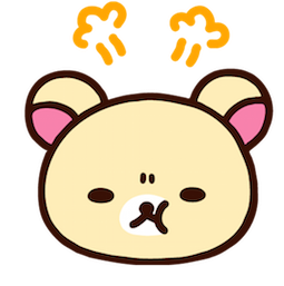 Rilakkuma Facebook sticker #4