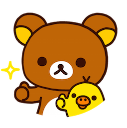 Rilakkuma Facebook sticker #5